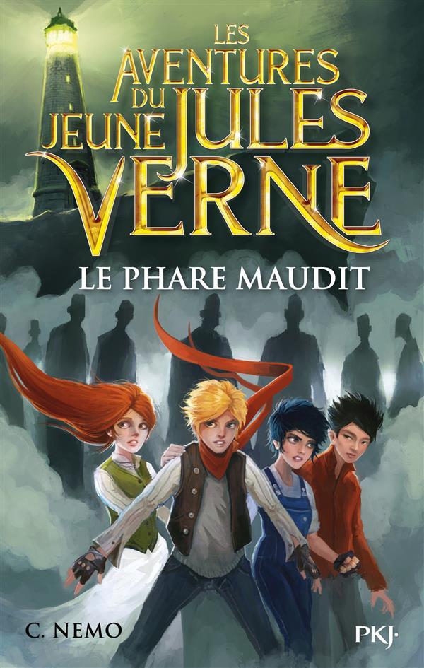 les aventures du jeune Jules Verne t.2 ; le phare maudit