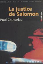 Vente EBooks : La justice de Salomon  - Paul Couturiau