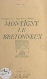 Montigny le Bretonneux  - Victor R. Belot