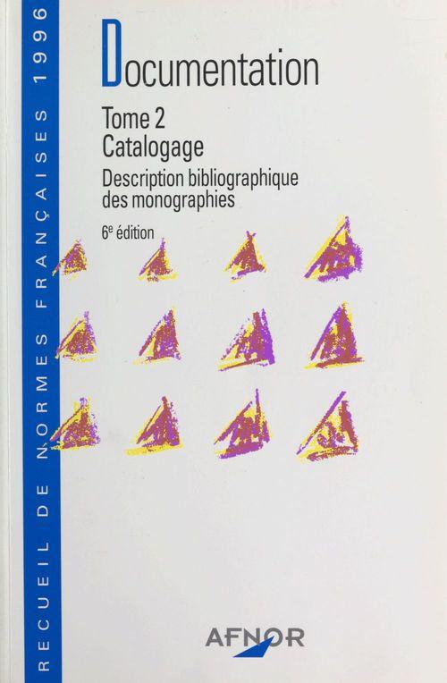 Documentation (1) : Présentation des publications, traitement documentaire et gestion de bibliothèques