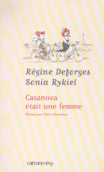 Casanova etait une femme
