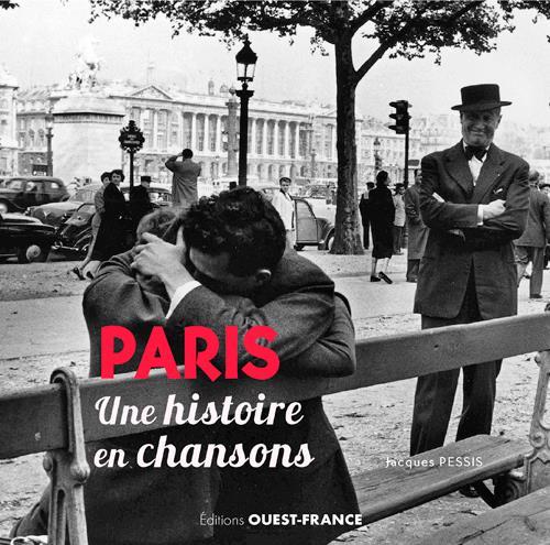 Paris, une histoire en chansons