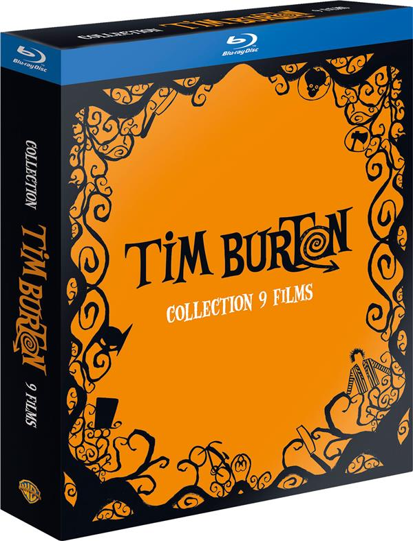 Tim Burton - Coffret 9 films