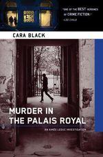 Vente Livre Numérique : Murder in the Palais Royal  - Cara Black