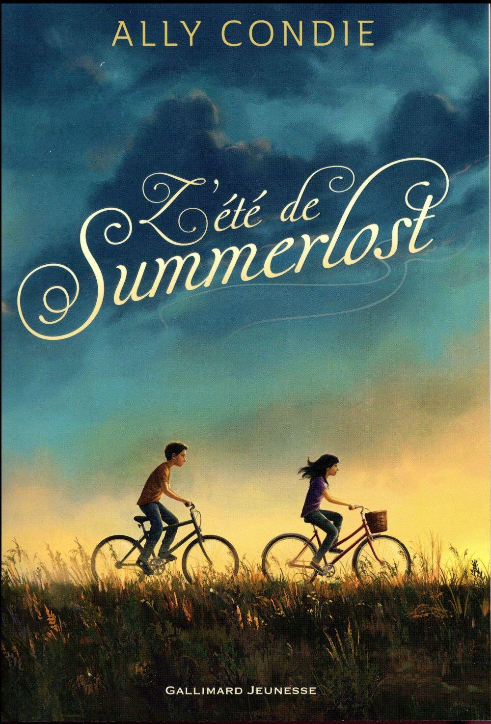 l'été de Summerlost