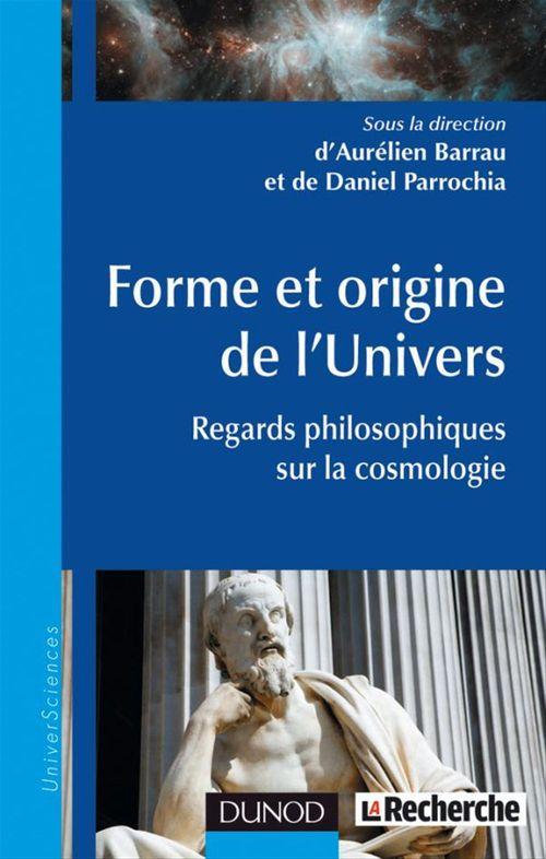 Forme et origine de l'Univers