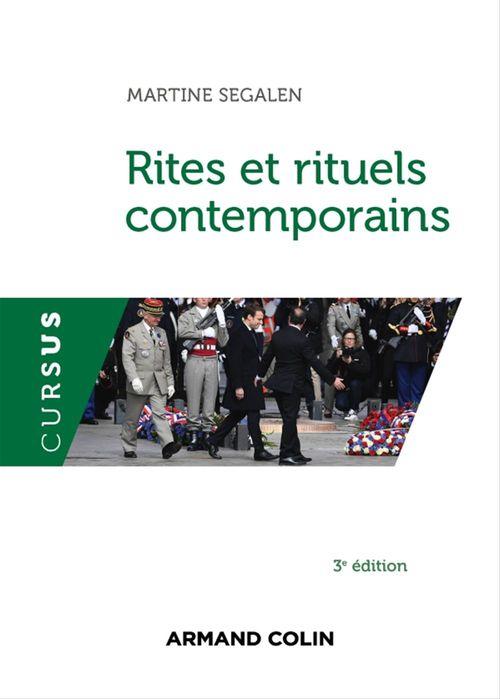 Vente EBooks : Rites et rituels contemporains  - Martine SEGALEN