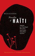 Vente Livre Numérique : Nouvelles d'Haïti  - Kettly Mars - Jean-Claude Fignolé