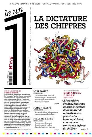 LE 1 N.279  -  LA DICTATURE DES CHIFFRES COLLECTIF