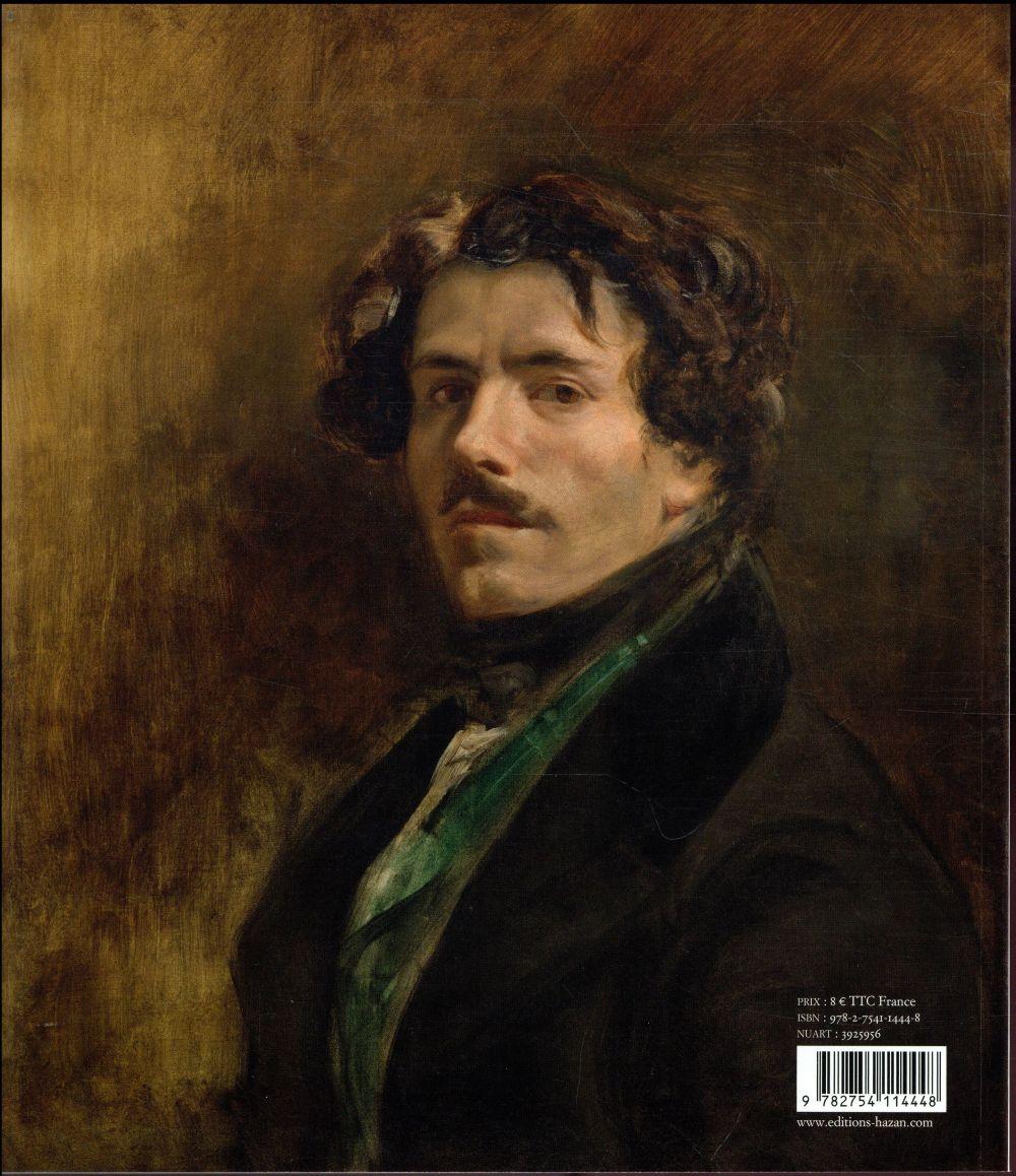Delacroix ; album de l'exposition
