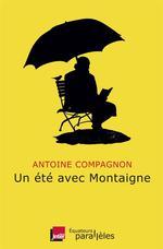 Un été avec ; Montaigne