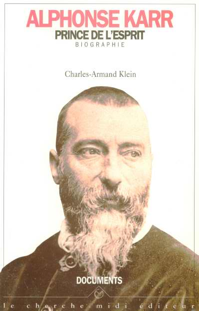 Alphonse karr, prince de l'esprit