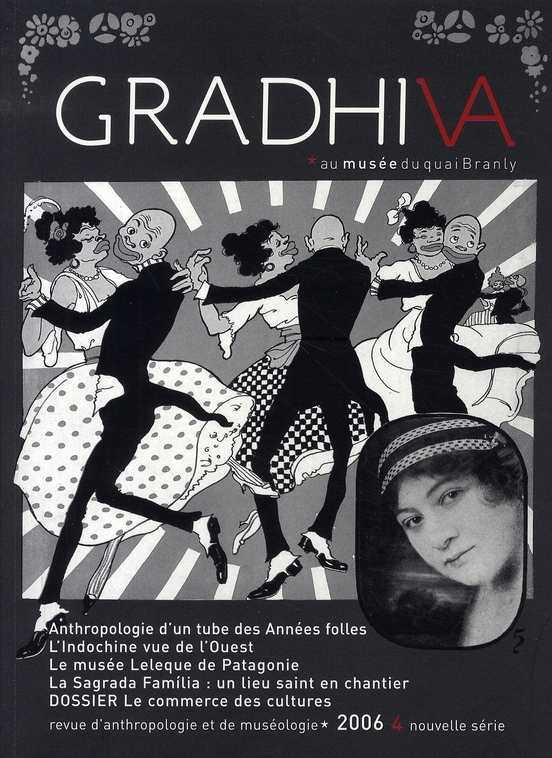 Gradhiva n.4 ; la danse des masques amazoniens