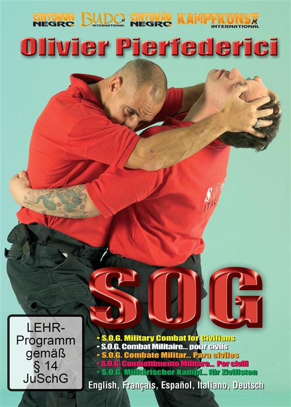 S.O.G., vol. 3 : military combat for civilians