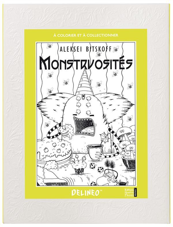 Monstruosités ; à colorier