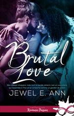 Vente EBooks : Brutal love  - Jewel E. Ann