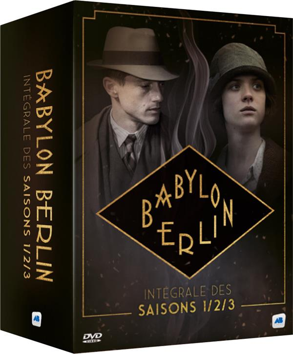 Babylon Berlin - Intégrale 3 saisons