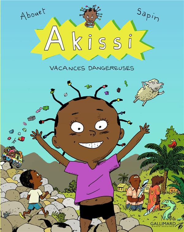 Akissi T.3 ; vacances dangereuses
