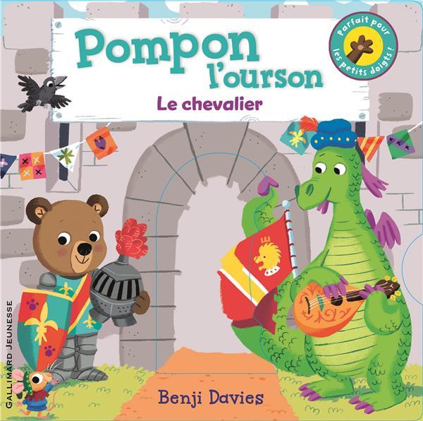 Pompon l'ourson ; le chevalier