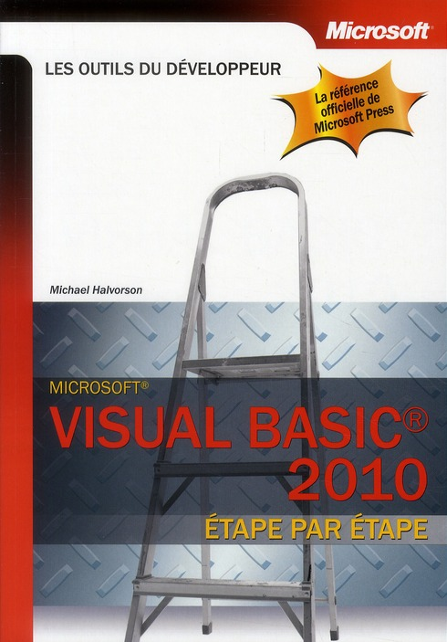 Visual Basic 2010 ; Etape Par Etape