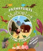 Vente EBooks : Préhistoires maboules  - Vincent Villeminot - Claire RENAUD