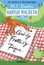 Vente Livre Numérique : Hamish Macbeth 3 - Qui s'y frotte s'y pique  - M. C. Beaton