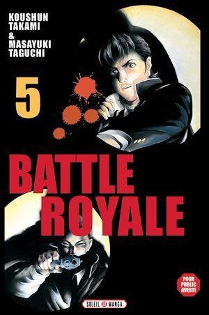 Vente EBooks : Battle Royale T05  - Koushun Takami