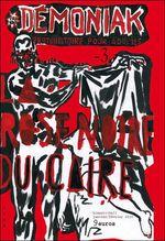 Demoniak t.3 ;  la rose noire du caire