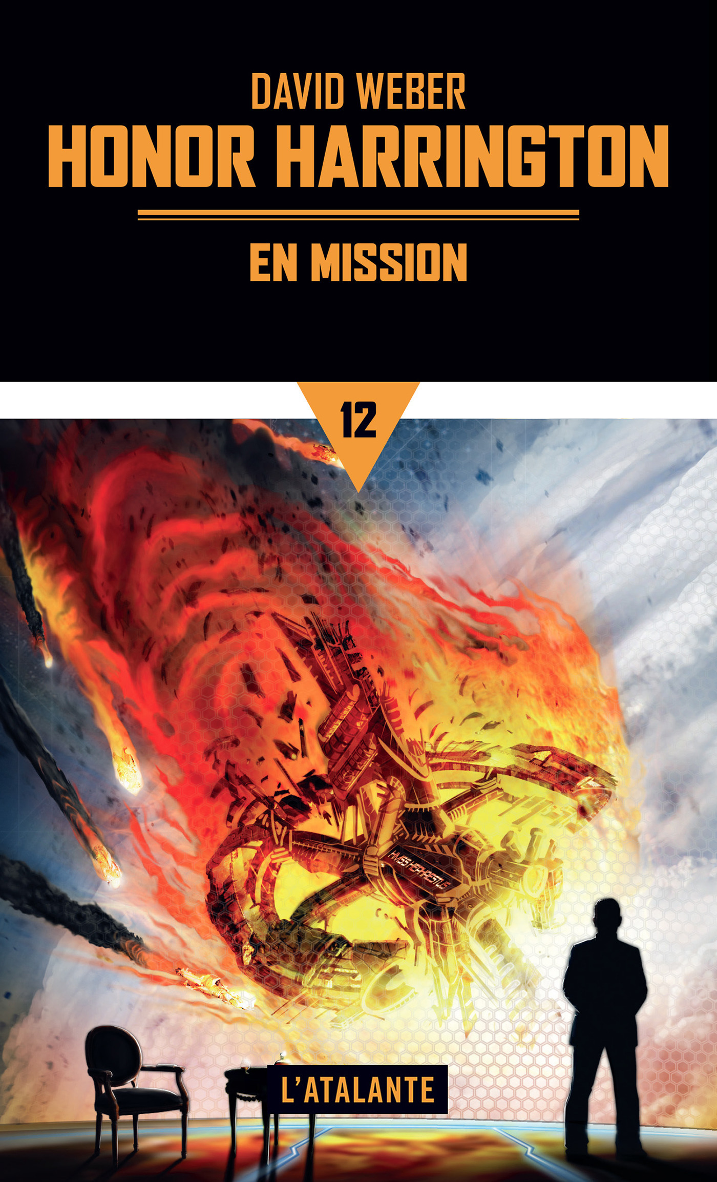 Honor Harrington T.12 ; en mission