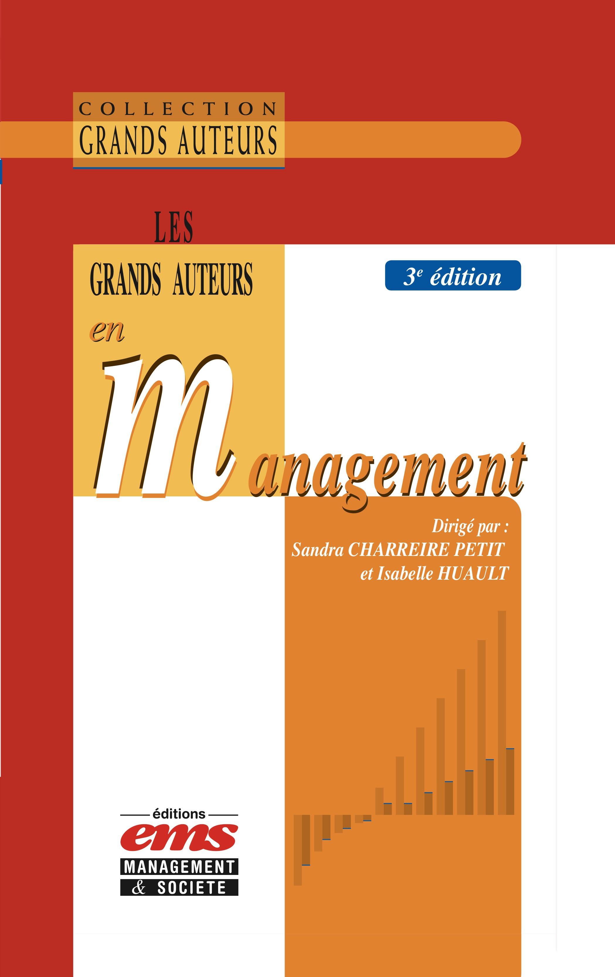 Les grands auteurs en management (3e édition)