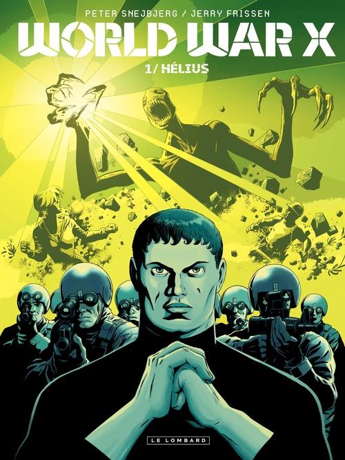 World war X t.1 ; Hélius