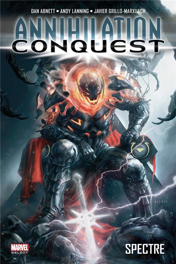 Annihilation conquest T.2 ; spectre