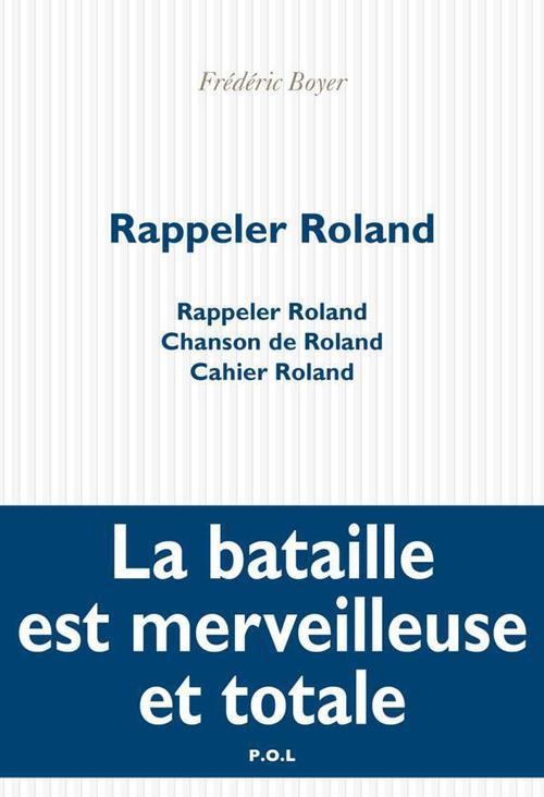 Rappeler Roland
