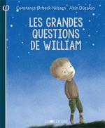 Couverture de Les grandes questions de william