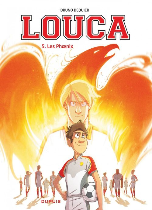 Louca - Tome 5 - Les Phoenix