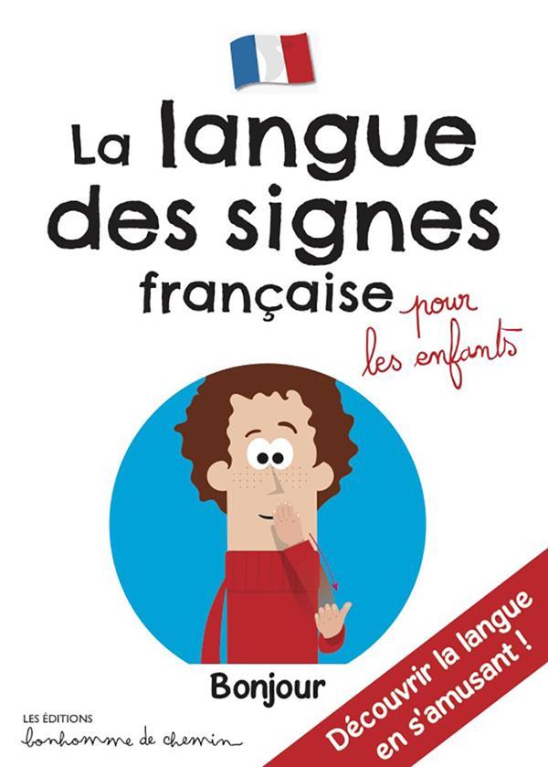 La langue des signes française pour les enfants