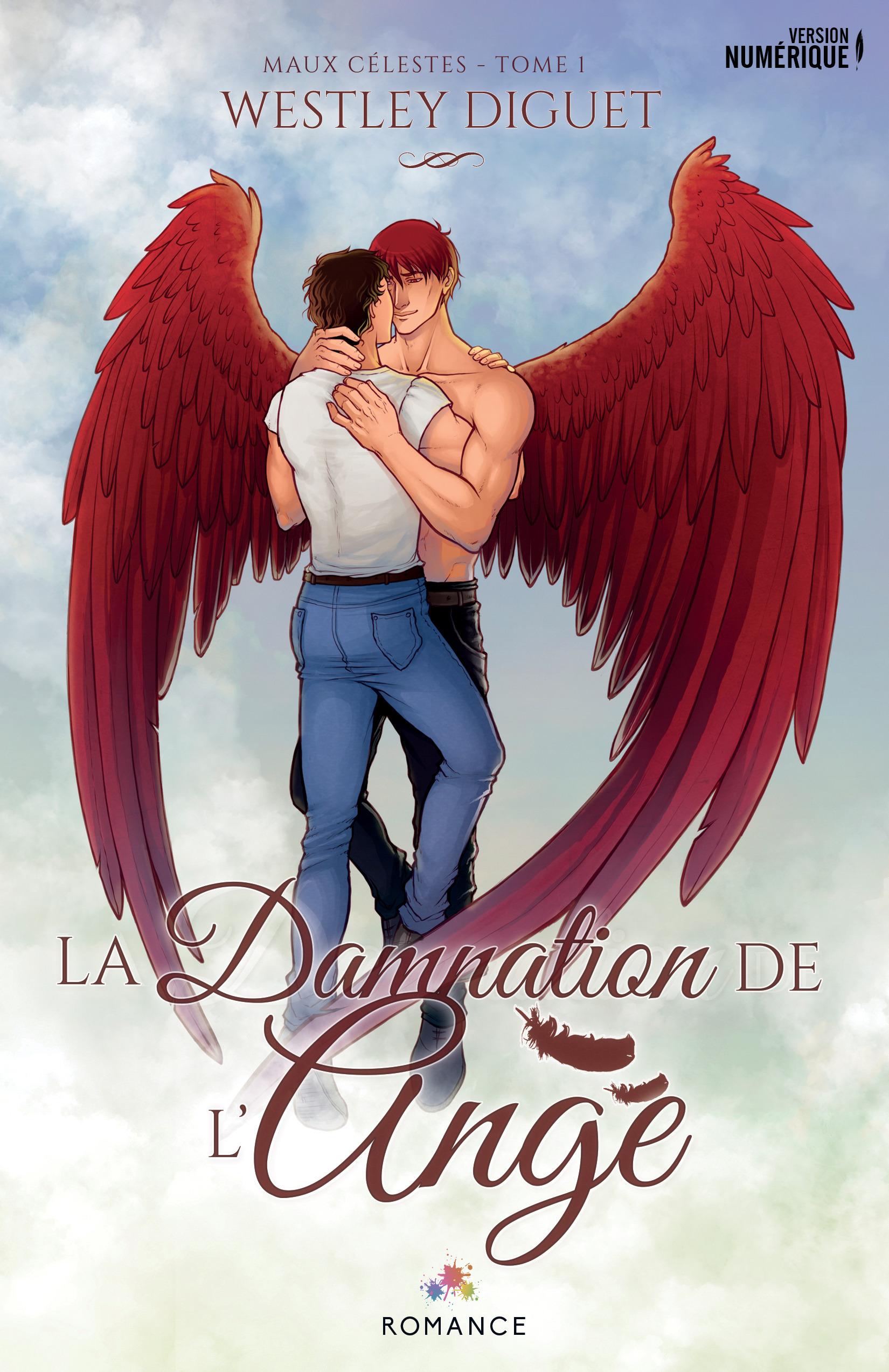Maux celestes - t01 - la damnation de l'ange - maux celestes, t1