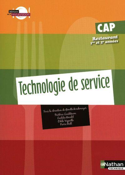 Techno De Service Cap Restau