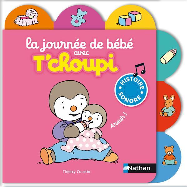 La Journee De Bebe Avec T'Choupi