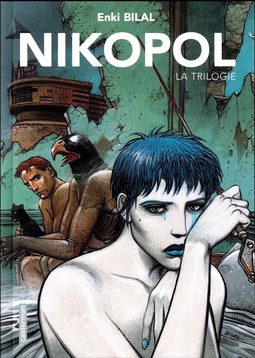 Nikopol ; Intégrale t.1 à t.3 (édition 2017)