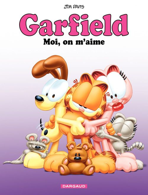 Garfield T.5 ; moi, on m'aime