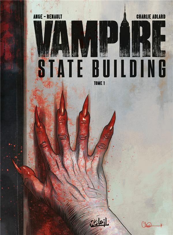 VAMPIRE STATE BUILDING T01 ADLARD/ANGE/RENAULT