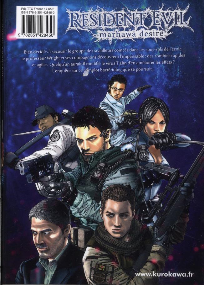 Resident Evil - Marhawa Desire T.2