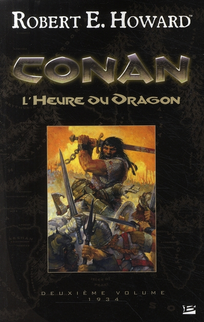 Conan ; INTEGRALE VOL.2 ; 1934 ; l'heure du dragon