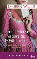 Couverture de L'oeillet rose t.1 ; la mystérieuse histoire de l'oeillet rose