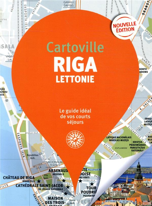 Riga; Lettonie (édition 2019)