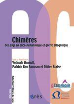 Vente EBooks : Chimères  - Patrick Ben Soussan - Yolande ARNAULT - Didier BLAISE