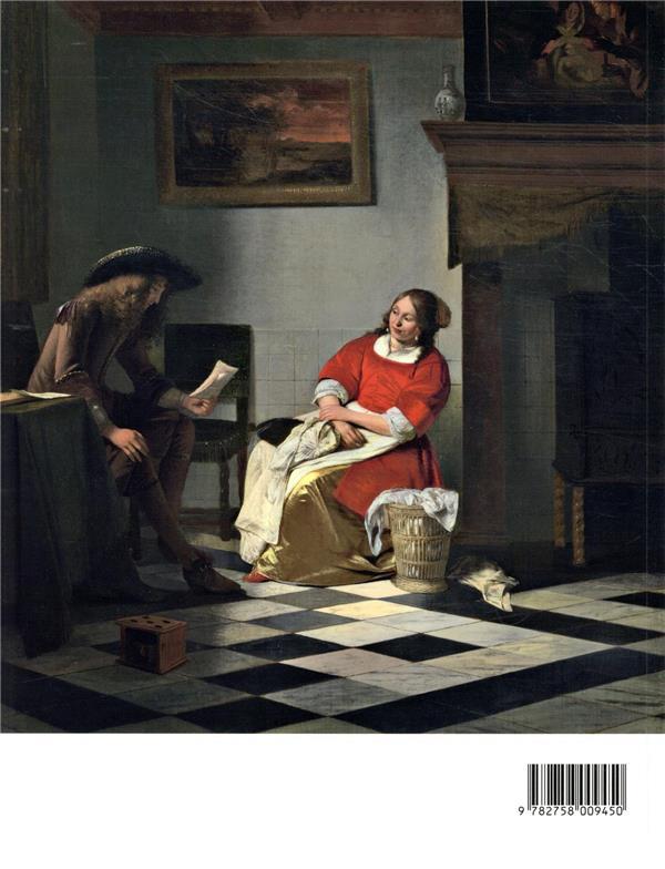 Connaissance des arts hors-serie n.887 ; pieter de hooch a delft, dans la lumiere de vermeer