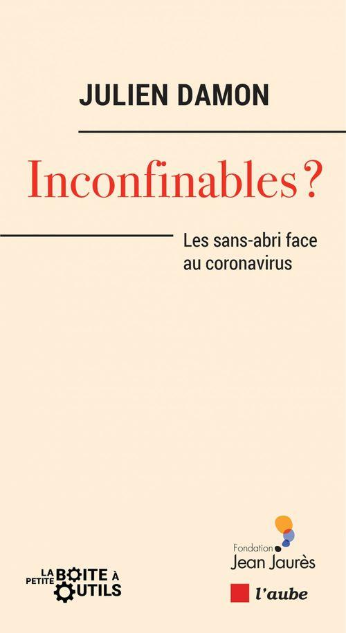 Inconfinables ?  les sans-abri face au coronavirus