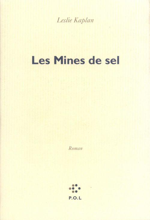Les mines de sel